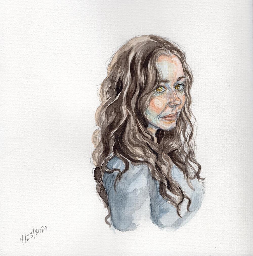 Amberlee, A Portrait