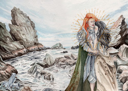 The Selkie and Her Knight