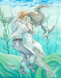 For the Love of a Selkie Maid