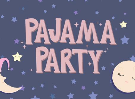 Zoom Pajama Party!