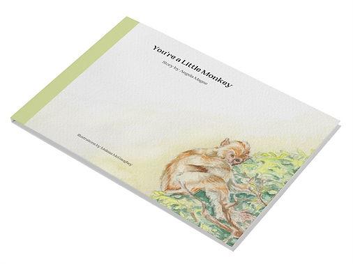 You're a Little Monkey Children's Book