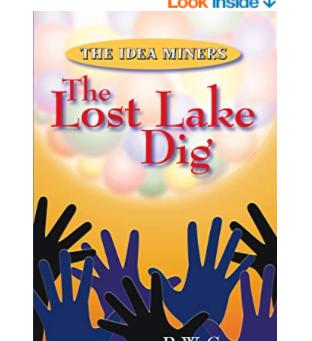 Lost Lake Dig ebook released