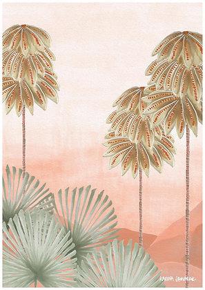 Karina Jambrak Daintree Canopy Wall Art Print