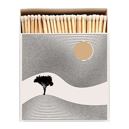 One Tree Hill Luxury Matches