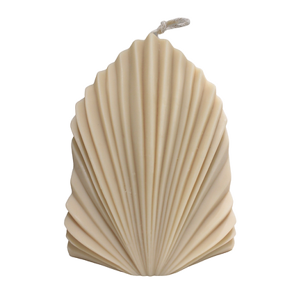 Oat Palm Spear Candle