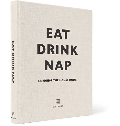 Eat, Drink, Nap: Bringing the House Home Book