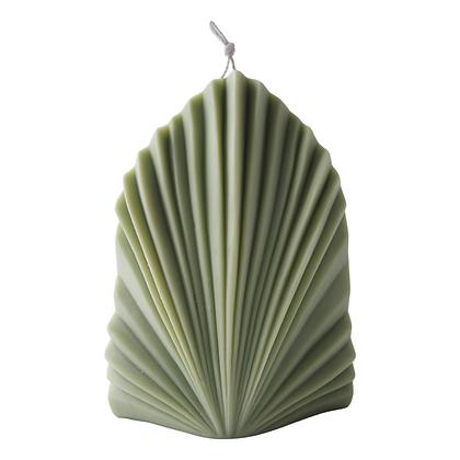 Palm Spear Candle, Pistachio