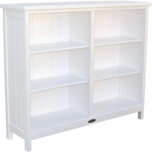 Touchwood Double Bookcase