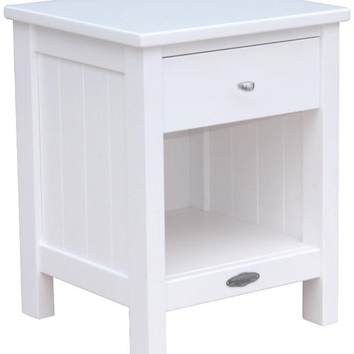 Touchwood Metro 1 Drawer Bedside Cabinet