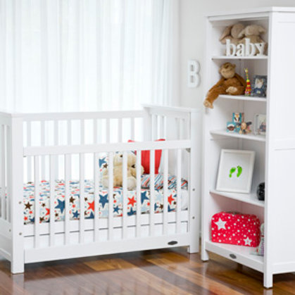Touchwood Metro 4 In 1 Safety Cot