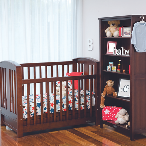 Touchwood Meadow 4 In 1 Safety Cot