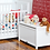 Thumbnail: Touchwood Metro 4 In 1 Safety Cot