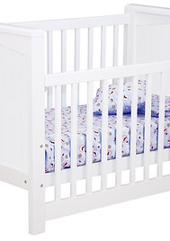 Touchwood Classic 4 In 1 Safety Cot