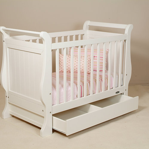 Touchwood Sleigh 4 In 1 Safety Cot