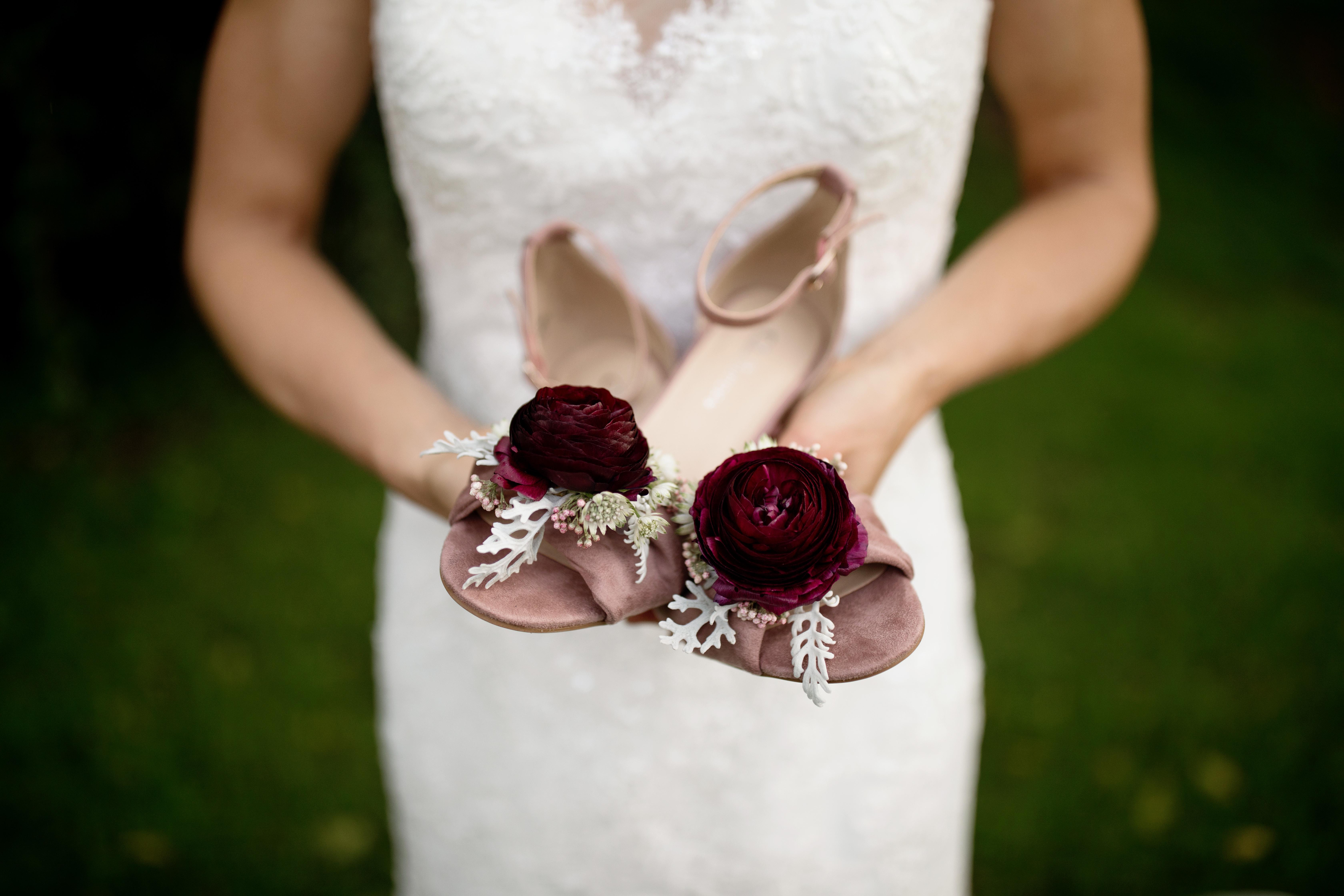 Shoe Flowers