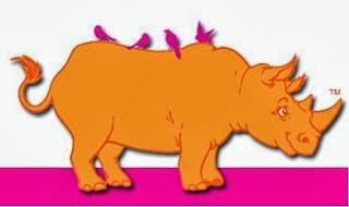La técnica del Rinoceronte Naranja para evitar gritar a nuestros hijos
