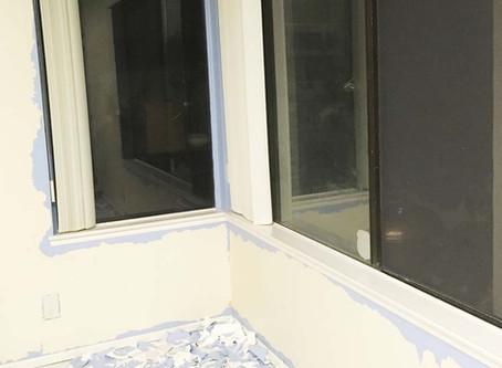 Girlie Grunge Kitchen Wall by Donna Salazar