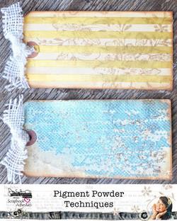 Pigment Powder Tech