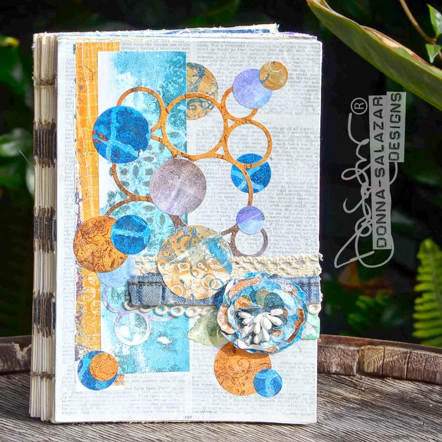 Donna Salazar Art Journal Class