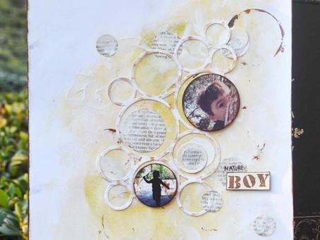 Nature Boy by Donna Salazar