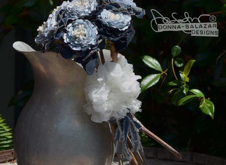 DIY Rustic Wedding Bouquet