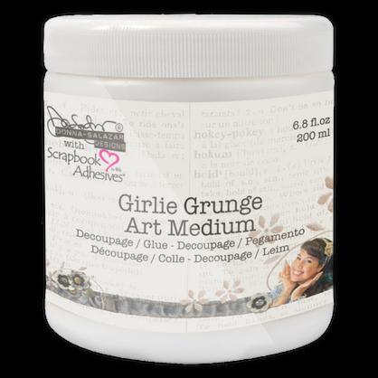 Girlie Grunge Art Medium
