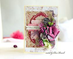 Elena Olinevich Spring Card