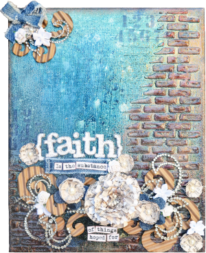 FREE Faith Mixed Media