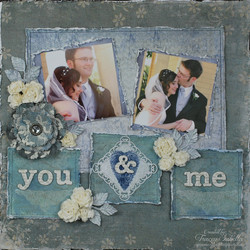 You & Me Layout