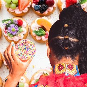 Black Baking Bombshells - Black Girls Killin' It in the Kitchen