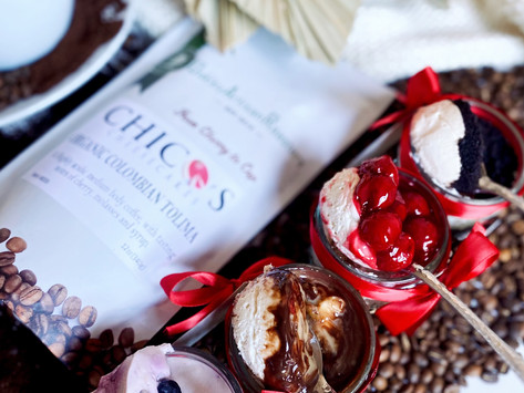 Chico's Cheesecake & Oakley Artisan Roasters - Curated Content Look Book