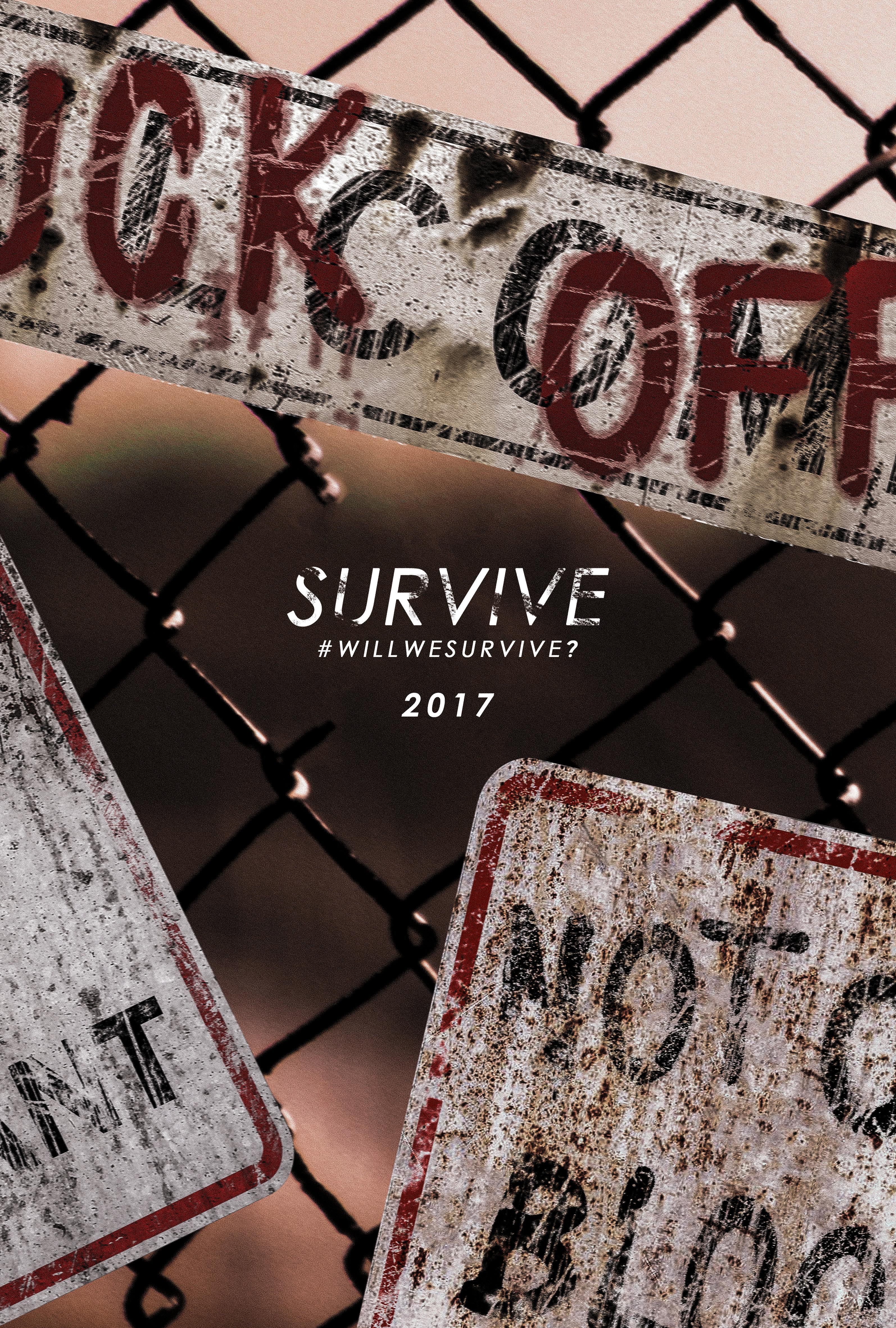 Survive Teaser Poster 5