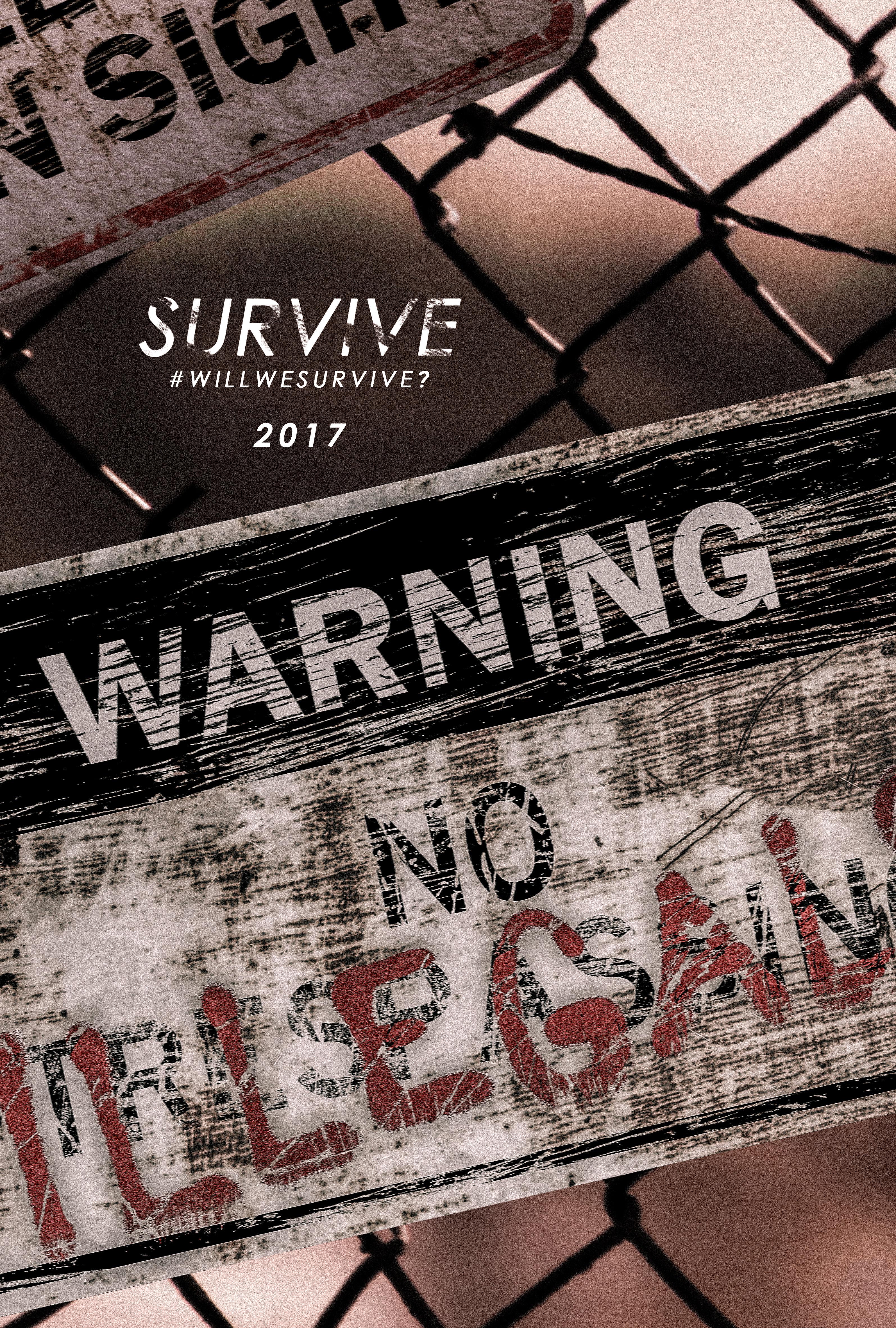 Survive Teaser Poster 4