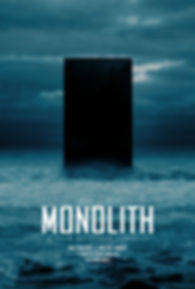 Monolith Theatrical Poster