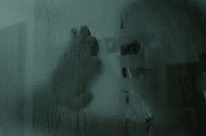 """Emma Lynch in """"Monolith."""""""