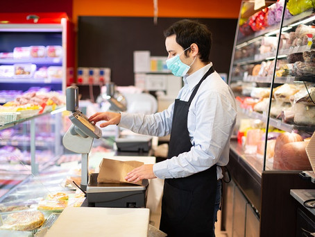 Grocery Stores, Work Comp and COVID-19: What Your Store Leaders Need to Know