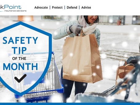 Don't Let Winter Safety Hazards Spoil Your Grocery Business