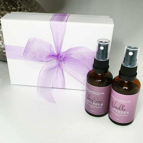 Lavender Pillow Mist Gift Set