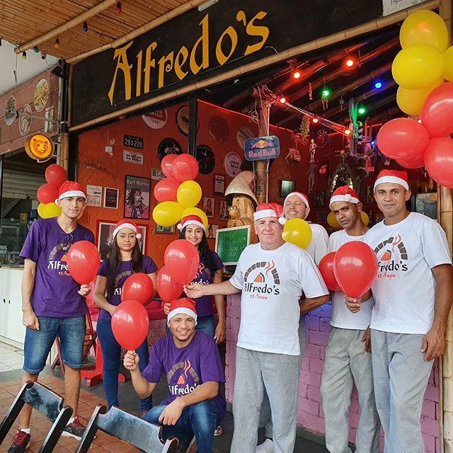 Parabéns para o Alfredos e para essa equ