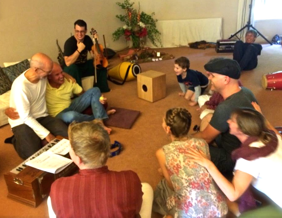 Sound Samadhi Retreat 2015