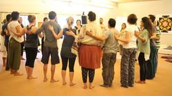 Sound Samadhi retreat 2015