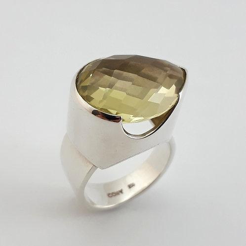 Anel Módulo c/ Green Gold .4