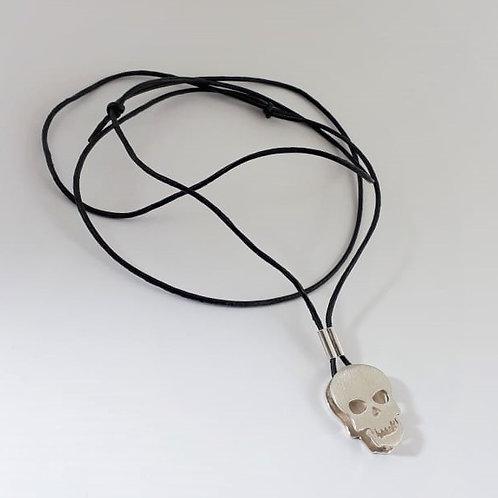 Colar Crânio 3D