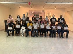 Curso Fuerza IMSS impartido en el Centro de Capacitación y Calidad Campeche