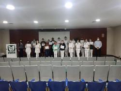 Igualdad de Género dirigido a personal del HGR 20, impartido por personal docente del CCyC Tijuana
