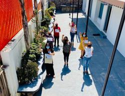 Curso Fuerza IMSS impartido en el Centro de Capacitación y Calidad Tijuana
