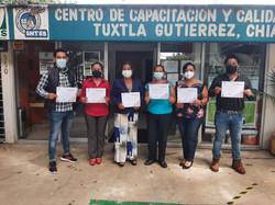 Comunicación asertiva, CCyC Tuxtla Gutiérrez