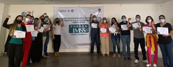 Fuerza IMSS impartido en el CCyC Chihuahua