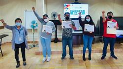 Fuerza IMSS impartido en el CCyC Morelos