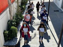 Fuerza IMSS en el CCyC Tijuana